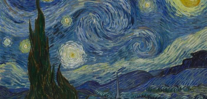 Vincent van Gogh The Starry Night Saint Rémy, June 1889