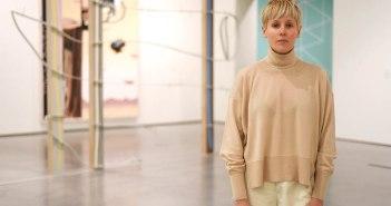 Helen Marten, vencedora do Turner Prize 2016