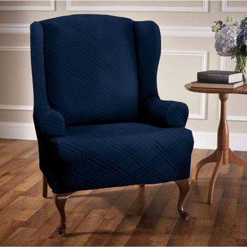 Medium Of Wingback Chair Slipcovers
