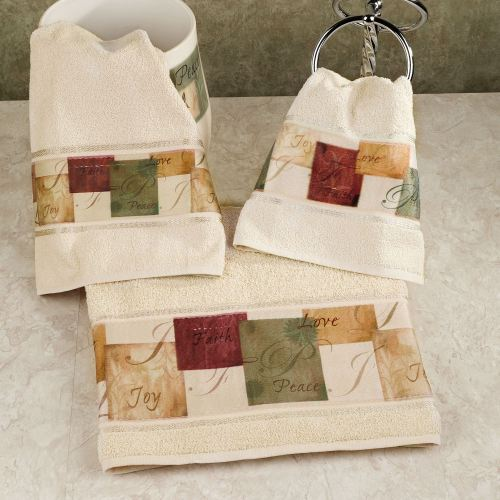 Medium Of Bath Towel Sets