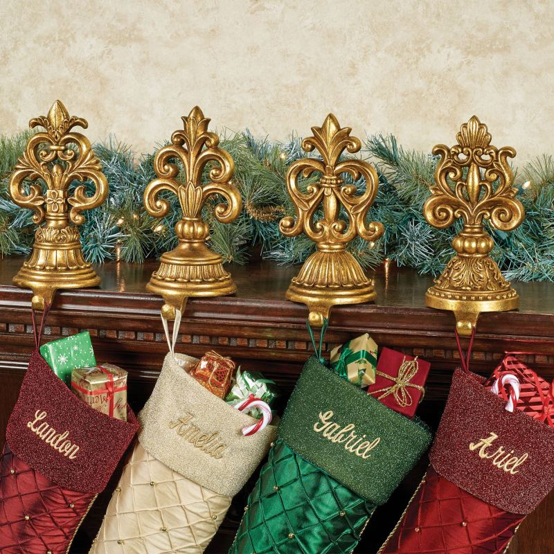 Large Of Stocking Holders For Mantle