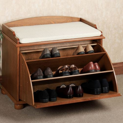 Medium Of Bench With Shoe Storage