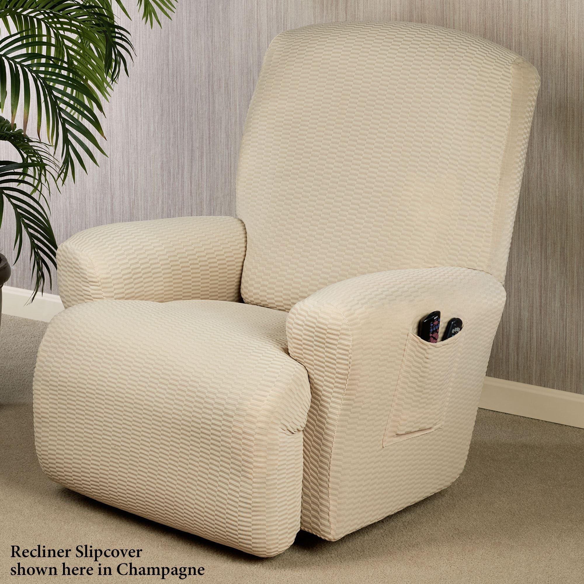 Fullsize Of Wing Chair Slipcover