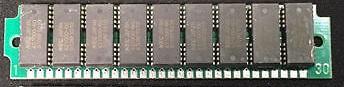 4x-1MB-30-Pin-60ns-FPM-Memory-SIMMs-4MB