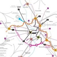 3e ligne de métro à Toulouse, les chiffres clés