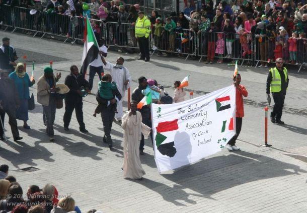 Sudanese folks