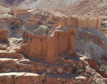 Rock the kasbah?