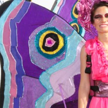 """MICHAEL CAMILO, REY MOMO DE LA SÉPTIMA  versión del """"Carnaval Punta Cana"""""""