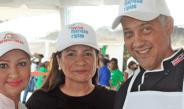 """Lanzamiento de campaña Apoya lo """"Local en el marco del Festival del Marisco Ripiao de Sánchez"""""""