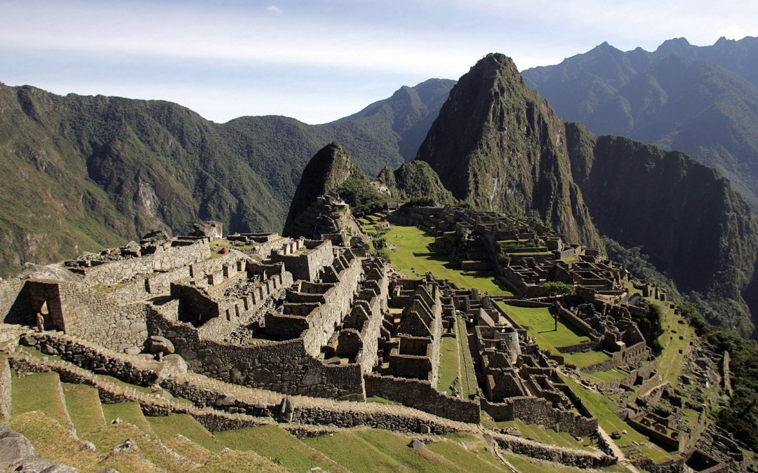 Travel to Peru: Empire of Hidden Treasures