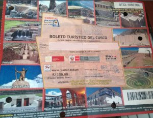 General Touristic Ticket for 2016