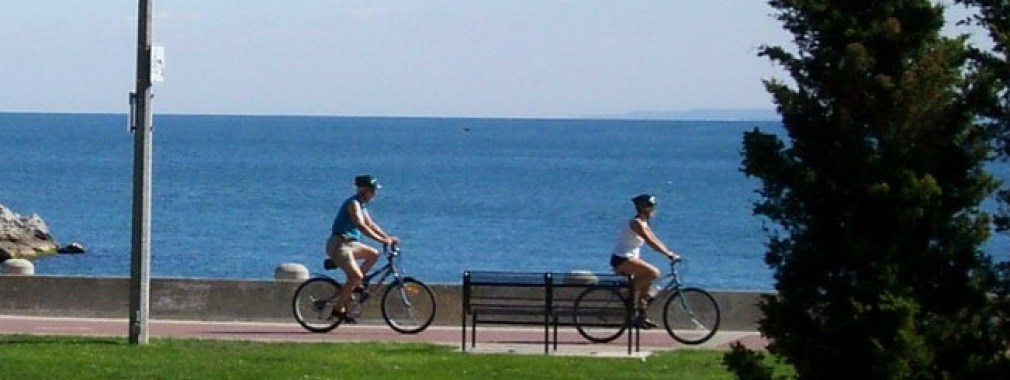 biking, burlington, cycling, scenic, trails, waterfront