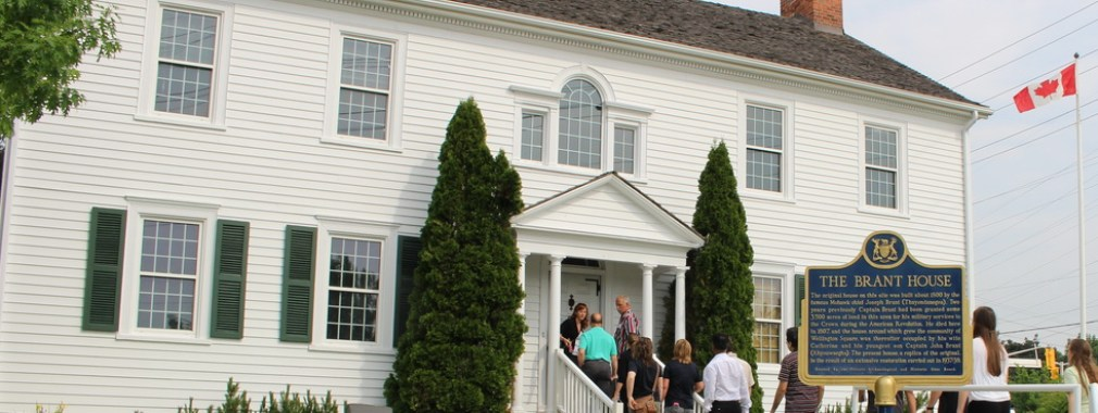 Ambassador Training 2014 at the Joseph Brant Museum