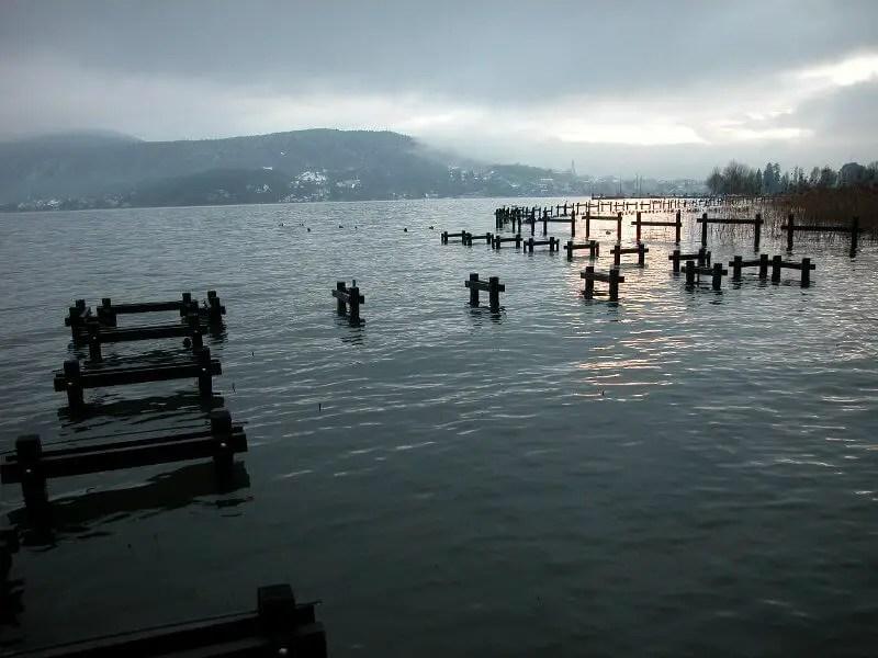 Annecy le vieux : le petit port