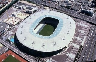 Visit the Stade de France in Paris Saint Denis Stade de France