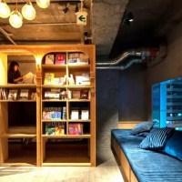 Book and Bed Hostel, Tokyo: Falling Asleep Inside a Bookshelf