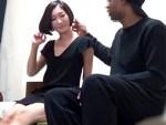 【素人SEX盗撮動画】六本木の黒人にナンパされ自宅に着いてきた陥没乳首の女子大生にデカチン挿入ww