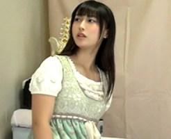 【ロリマッサージ盗撮動画】安産体型のむっちりした下半身のロリ可愛い女の子に悪徳整体師が…