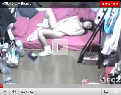 【妹オナニー盗撮動画】自室の鏡前で自分のマンコを見ながら自慰行為をする妹を隠しカメラ撮りww