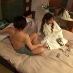 【ラブホテル盗撮動画】素人カップルの生々しい性行為を隠しカメラ撮り…女性のリアルさがマジでヤバイ映像ww