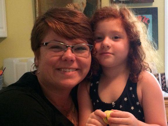 Sadie and Kezia