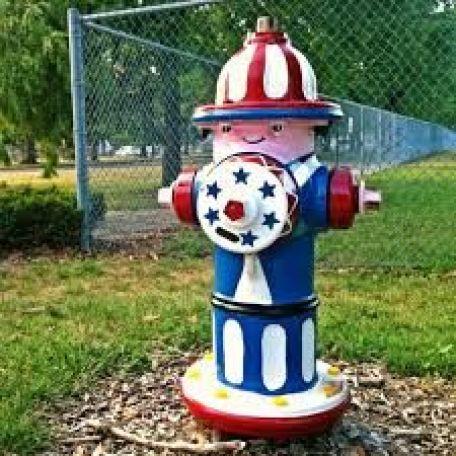 bicentennial fire hydrant
