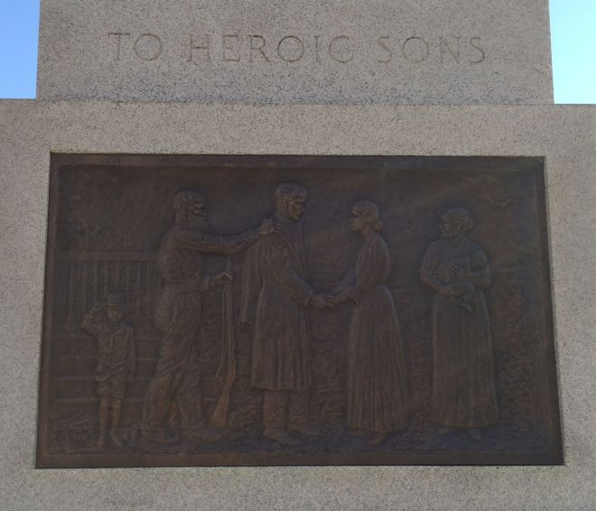 To Heroic Sons