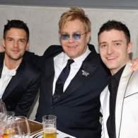 Elton John, As Always, Embracing the Next Wave