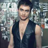 Daniel Radcliffe Amused He's Got a 'Gay Face'