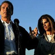 Arnold Schwarzenegger, Maria Shriver Separate