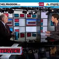 Rachel Maddow Talks to Frank Rich About the Silent Hypocrisy of Pro-Gay Republican Power Players: VIDEO