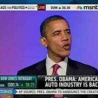Obama Ignites United Auto Workers: VIDEO