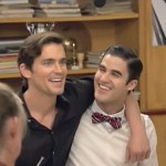 Matt Bomer and Darren Criss Display Brotherly Love in 'Glee' Preview: VIDEO