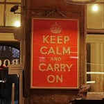 Keep Calm and Carry On, The Story: VIDEO
