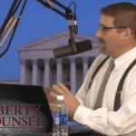 Matt Barber Claims 'No Evidence' Of Violence Against Gay People: VIDEO