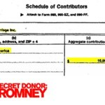 Mitt Romney Snuck Donation to NOM, Proposition 8 Through Obscure Alabama PAC