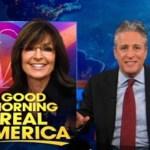 Jon Stewart Rips Sarah Palin's 'Today' Show Appearance: VIDEO