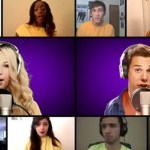 'Pitch Perfect' Cast Joins YouTubers for 'Starships' A Cappella: VIDEO