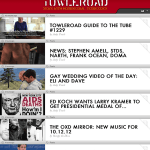 Announcing Towleroad for Mobile Devices: iPad, iPhone, Kindle