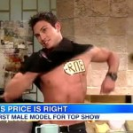 ABC News Talks to Rob Wilson, First Male 'Price is Right' Model: VIDEO