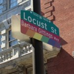 Philadelphia Dedicates Street to Pioneering Gay Rights Activist Barbara Gittings