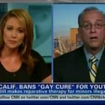 CNN's Brooke Baldwin Grills 'Ex-Gay' Quack Over California's Ban on Reparative Therapy for Minors: VIDEO