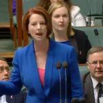 Australian PM Julia Gillard Rips Opposition Leader for Sexism and Misogyny in Fiery Floor Speech: VIDEO