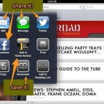Towleroad Touch Editions for iPad/iPhone (Beta): Sharing the 'Road' and Spreading the News