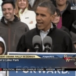 Obama Debated 'Spirited Fellow Who Claimed To Be Mitt Romney': VIDEO