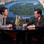Stephen Colbert Grills Rachel Maddow About The Election and Her 'Conservative Dream-Killing Machine': VIDEO