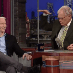 Anderson Cooper Talks Fist Bumping And Gaydar: VIDEO