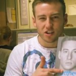 What It's Like to Run Your Fingers Along Matthew Mitcham's Spine: VIDEO