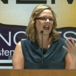 Kyrsten Sinema Victorious in Arizona House Race; Becomes 1st Openly Bisexual Member of Congress