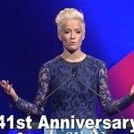Out Olympic Gold Medal-Winning Soccer Player Megan Rapinoe Honored by L.A. Gay and Lesbian Center: VIDEO
